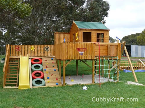 how to move a cubby house