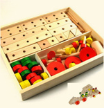 Educational Kids Wooden Toys