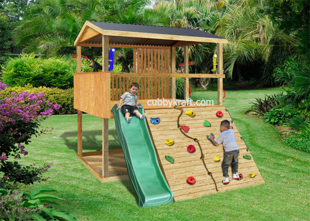 Adventure Pak, cubby houses for sale, cubby house fort, Adventure Pak Cubby Fort