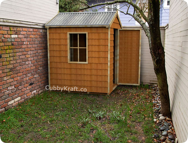 Small Sized Garden Shed