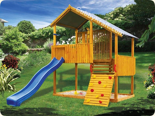 Jungle Tower, cubby forts for sale, cubby fort, Jungle Tower Cubby Fort