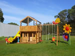 kids playground equipment, Skyfort Cubby