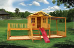 playhouse designs, Willow Creek Cubbiehouse