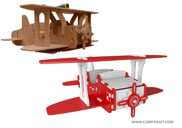 playlock, plane one wing kids toys, kids furniture