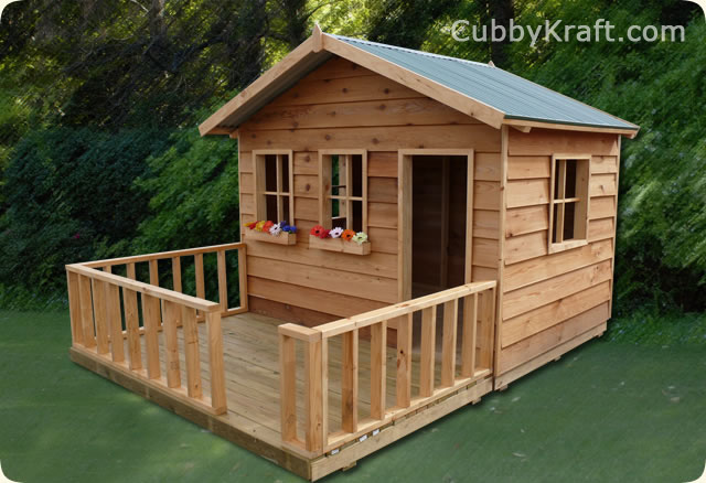 Rainbow Lodge Deluxe, kids cubby houses, cubby house, Rainbow Lodge Deluxe Cubby House