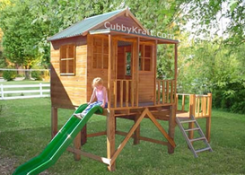 Eagles Nest Cubby House
