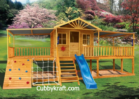 Sandalwood Cubby House